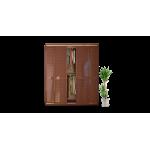 Дверцы жалюзийные, ширина 294 мм