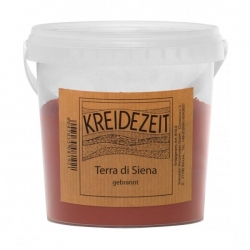 Сиена жженная (Terra di siena gebrannt)