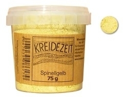 Шпинель желтая (Spinellgelb Pigmente)