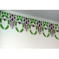 Трафареты для декорирования стен
