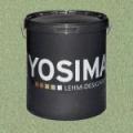 Глиняная штукатурка YOSIMA - Зеленая